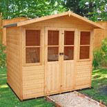 Shire 7' x 5' Haddon Summerhouse