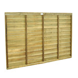 Forest 6x4ft Superlap Fence Panel 5 Pack