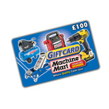 £100 Machine Mart Gift Card